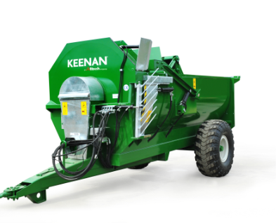 KEENAN Orbital Spreader