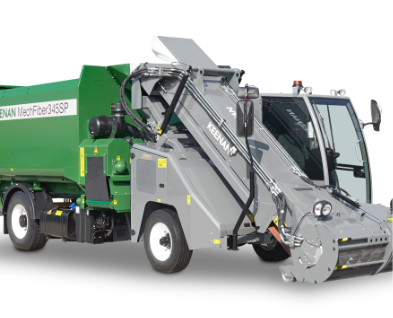 KEENAN Self Propelled diet feeder