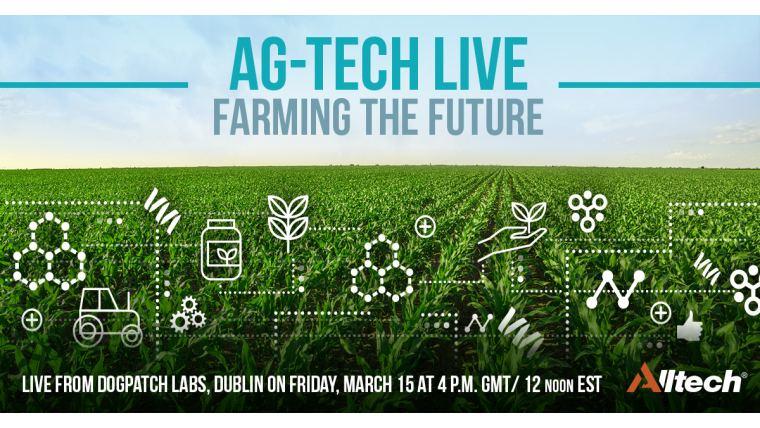 Ag-Tech Live on Alltech Naturally Facebook