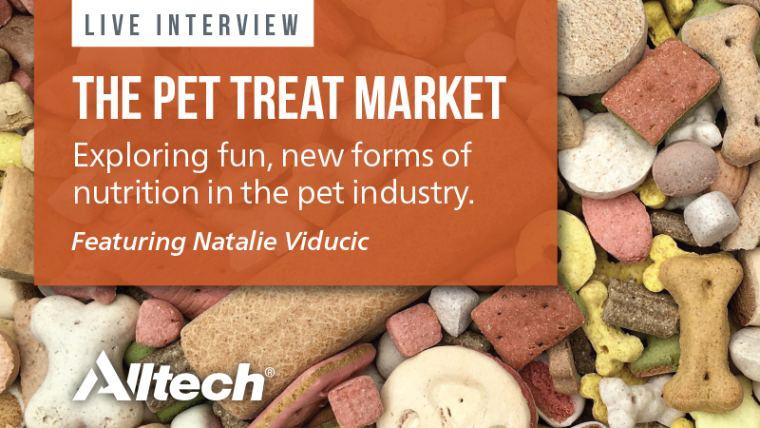 Alltech Pet Treats Live Interview