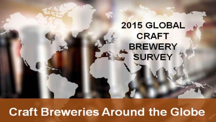 2015 Global Craft Brewery Survey