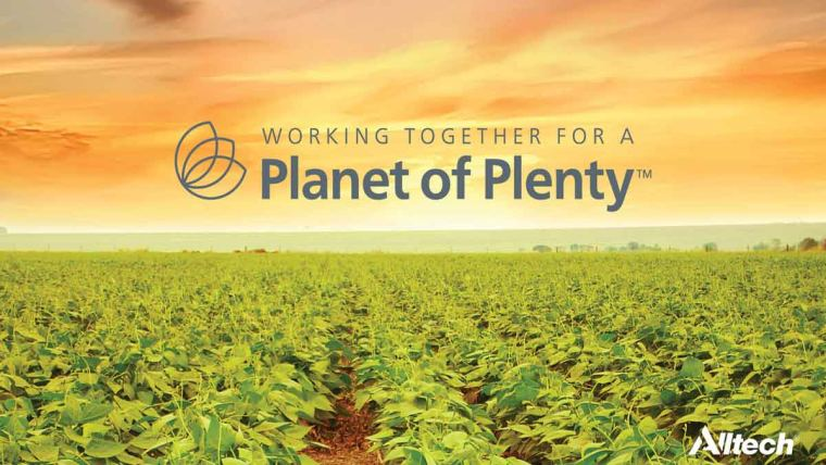 Working Together for a Planet of Plenty