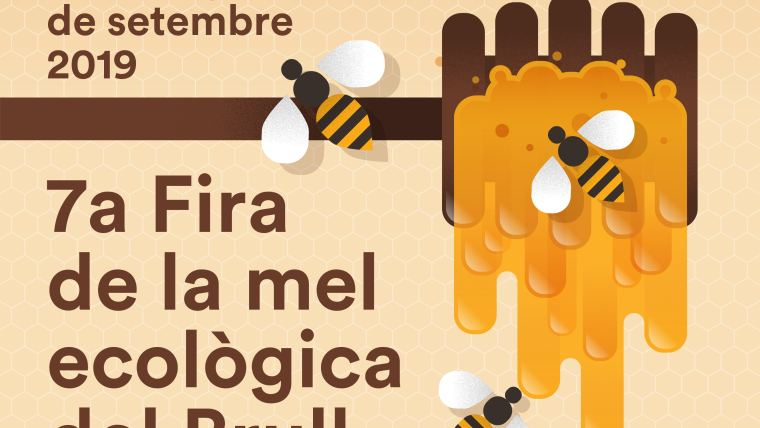 VII Feria de la Miel Ecológica El Brull