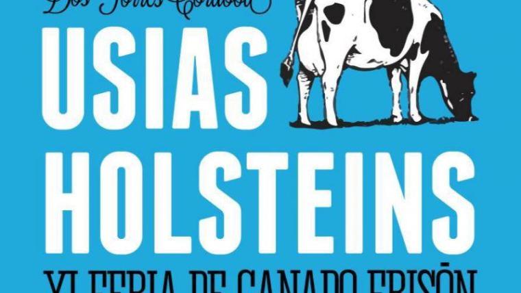 XII Feria Ganado Frisón Usías Holsteins