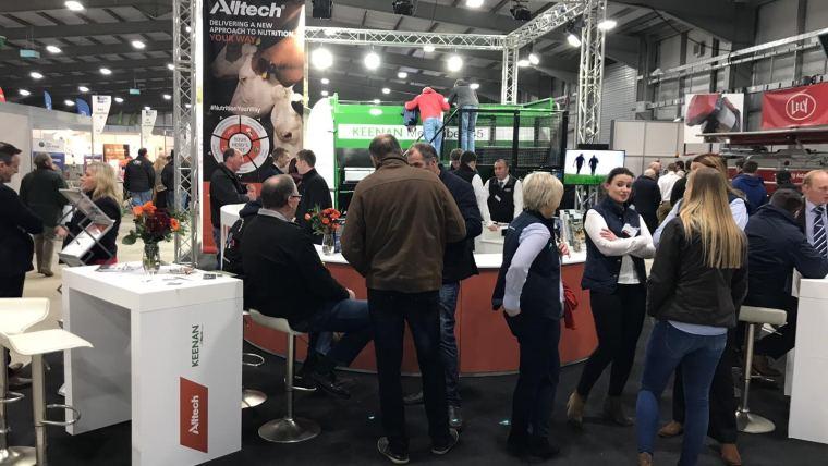 Alltech Ireland - Winter Fair.