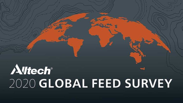 Alltech Global Feed Survey