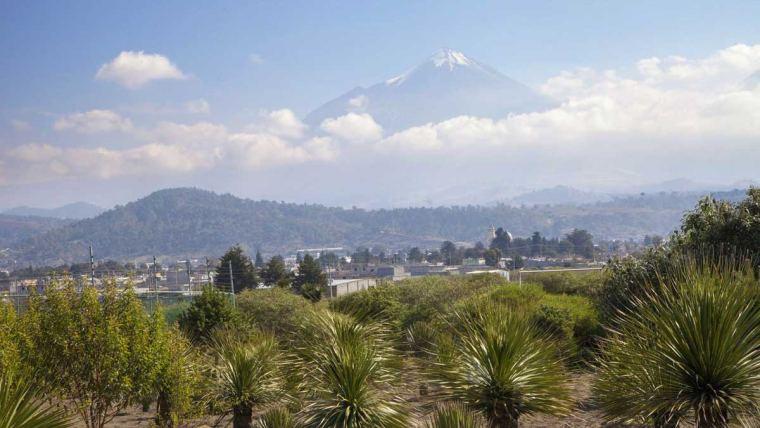 Serdan, Mexico photo