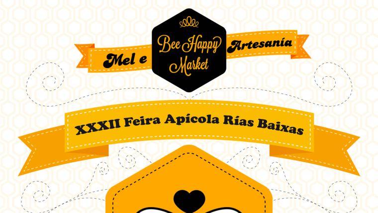 Bee Happy Market | XXXII Feria Apícola Rías Baixas - 2020