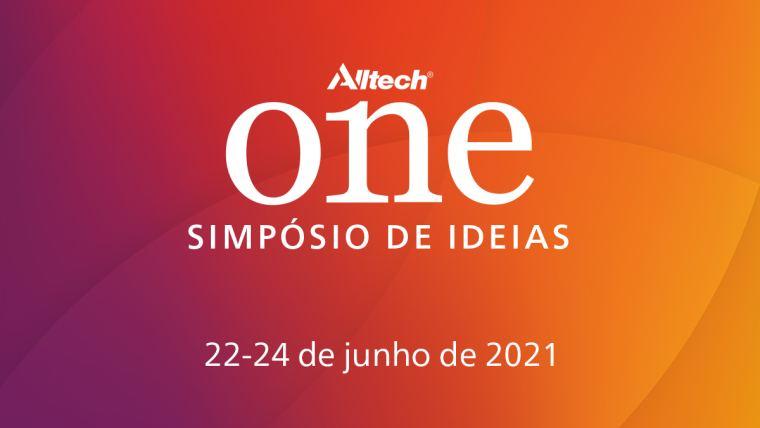 Alltech ONE Simpósio de Ideias anuncia novas datas