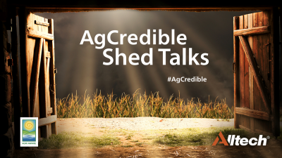 AgCredible Shed Talks