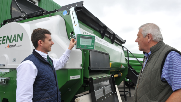 Cutting-edge machinery and innovative agri technology drive on-farm efficiency at KEENAN Open Day