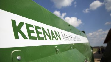 KEENAN appoints new regional sales manager for Scotland