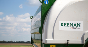 Why this Carlow-built Keenan machine is 'green' in more ways than one