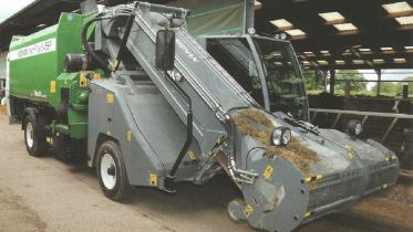 KEENAN MechFiber Self-Propelled