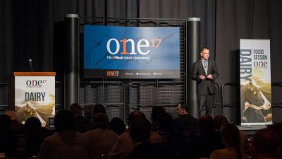 ONE18 Dairy Focus Sessions