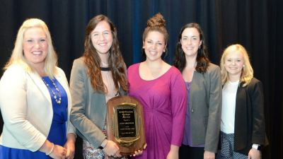 The 2018 Livestock Publications Council Student Award Program travel scholarship award winners