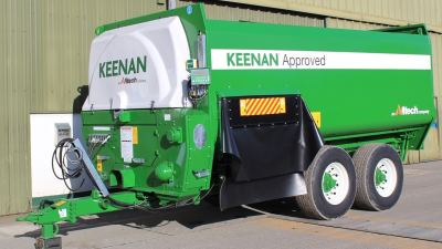 KEENAN Approved MechFiber360