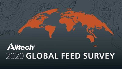 Alltech Global Feed Survey