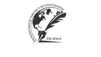 IFAJ-Alltech International Award for Leadership in Agricultural Journalism