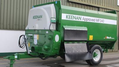 KEENAN Approved MechFiber340