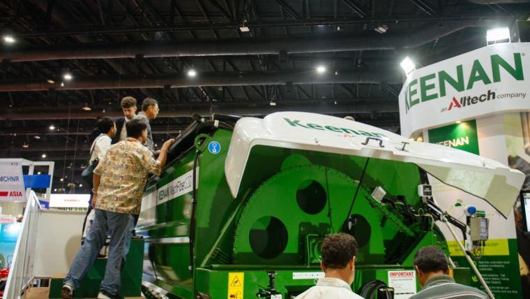 KEENAN to host nine UK roadshows on progressive dairy farms across the country