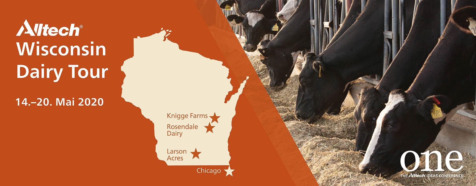 Wisconsin dairy tour Germany