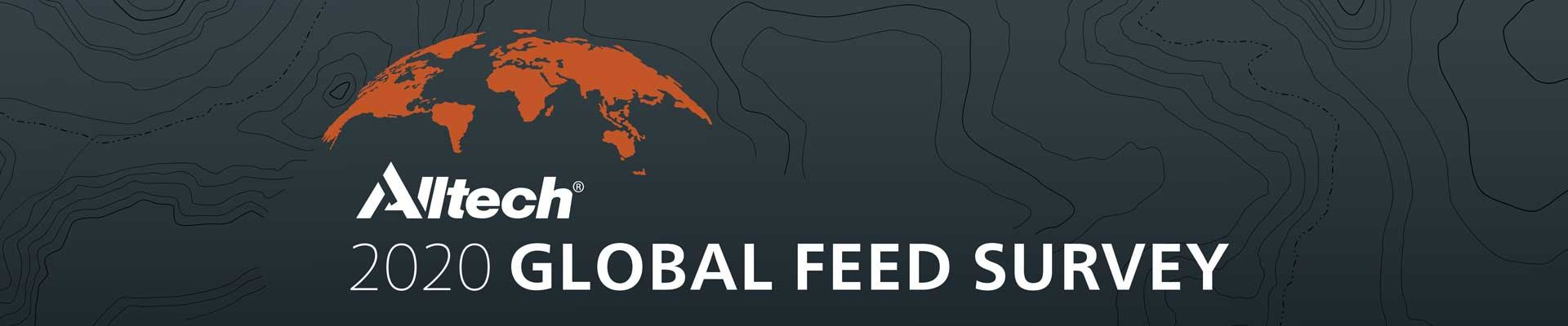 Alltech 2020 Global Feed Survey header image