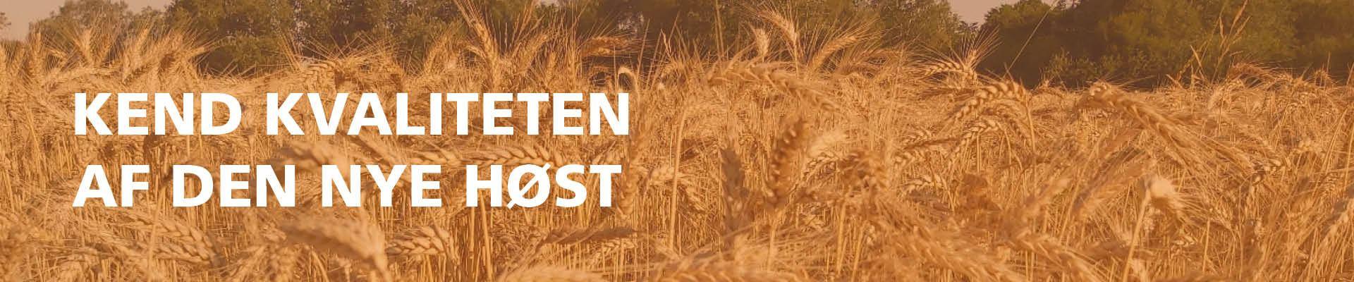 Kend kvaliteten af den nye høst med Alltech 37+