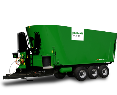 KEENAN Vertical Auger diet feeder