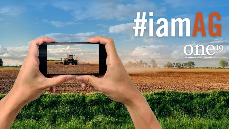 The winners of the Alltech #iamAG photo contest each won a trip to ONE: The Alltech Ideas Conference, to be held May 19-21, 2019, in Lexington, Kentucky. ​