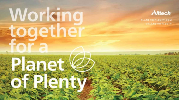planet of plenty alltech 2019 one