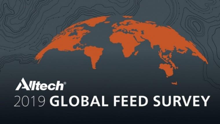 2019 Alltech Global Feed Survey