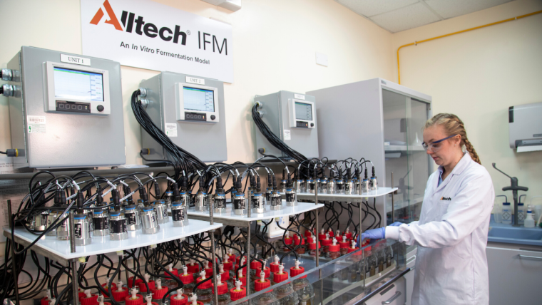 Alltech has launched its first European-based in vitro fermentation laboratory, Alltech IFM™, in collaboration with Harper Adams University in the U.K.