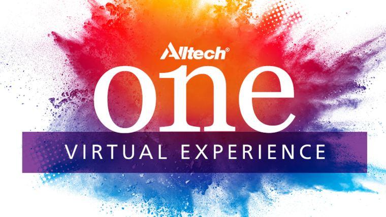 ONE: The Alltech Ideas Conference, en transición hacia una experiencia virtual en el 2020