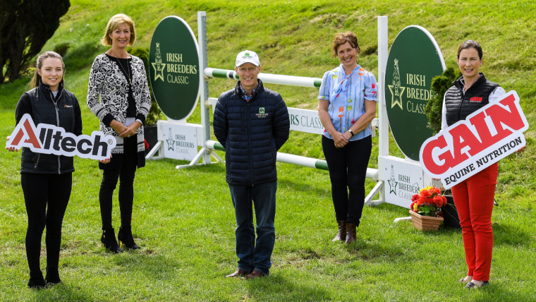 Irish Breeders Classic, Official Feed Sponsors