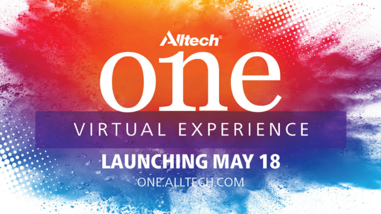 Alltech ONE Virtual Experience