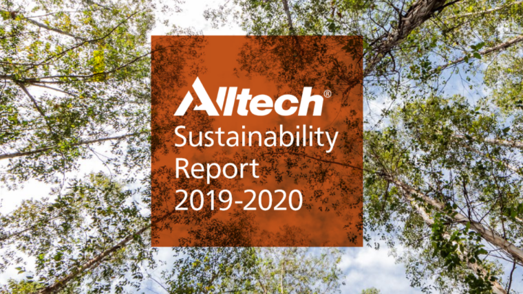 Alltech Sustainability Report 2019 - 2020