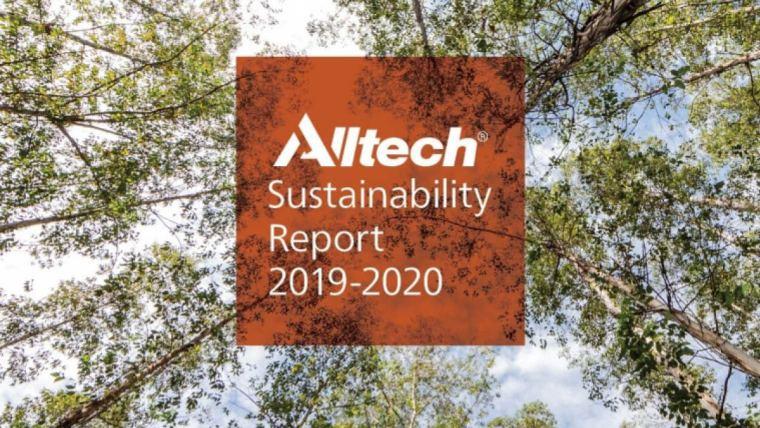 Report Sostenibilità Alltech 2020
