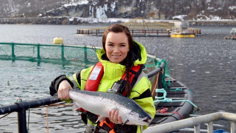 Mer robust fisk med ernæringsløsninger fra Alltech