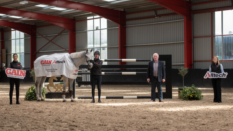 GAIN & Alltech Support National Grand Prix with Three Year Deal
