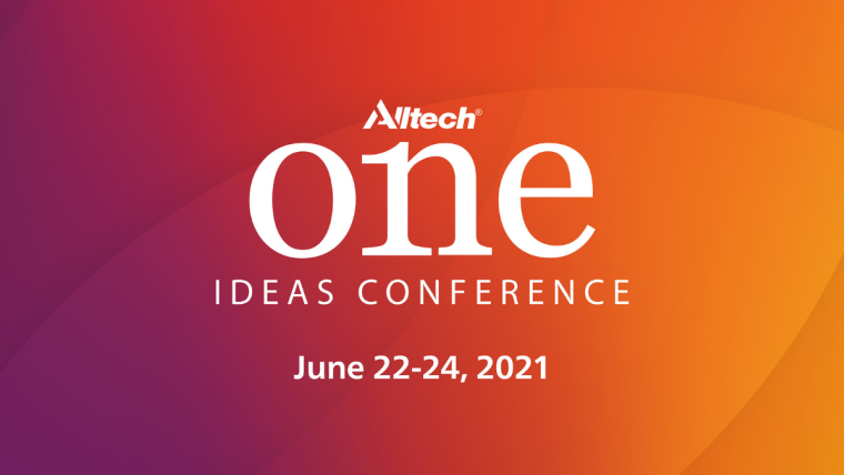 Alltech ONE Ideas Conference presenta contenidos orientados a los temas más relevantes en agroalimentación, negocios y más