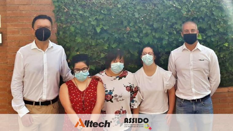 ALLTECH IBERIA Y ASSIDO colaboran para conectar a los niños con el medioambiente