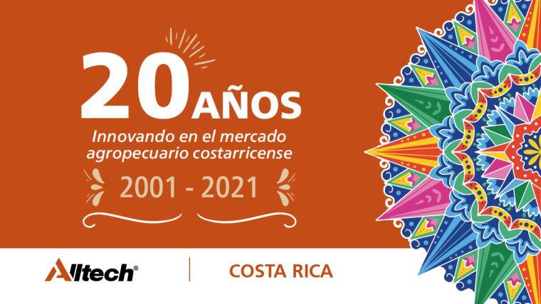 Alltech celebra 20 años en Costa Rica