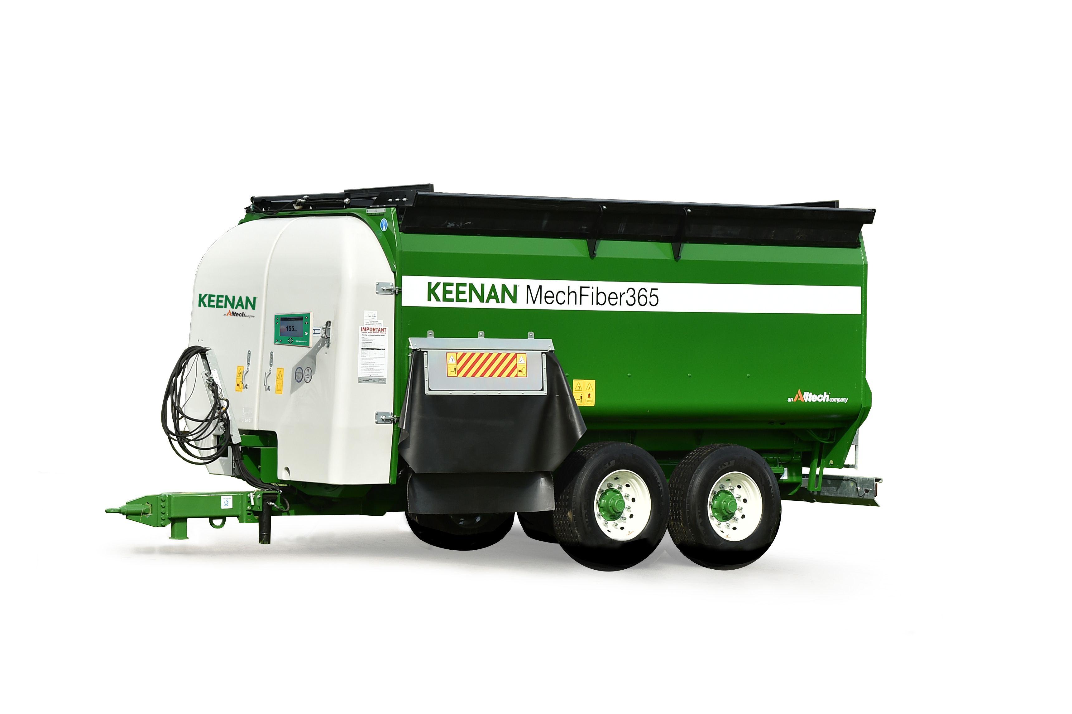 Keenan Mechfiber365 Alltech
